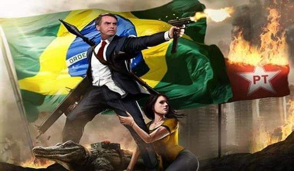 Bolsonaro promete saída para o mar aos mineiros